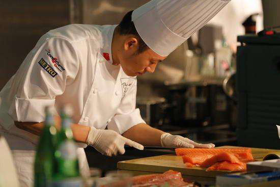 山东省厨具协会联合中国烹饪协会举办2019中国(博兴)美食文化节