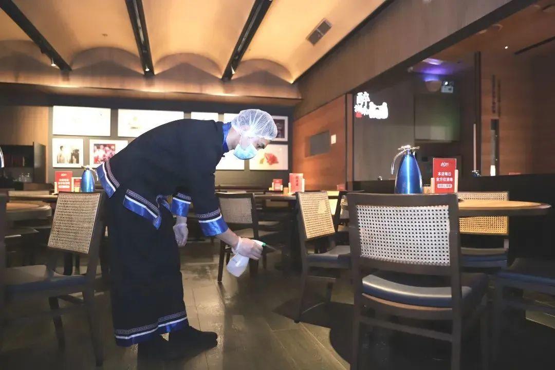 """上海首家""""安心餐厅""""公布,安全对餐饮复苏有多重要?"""