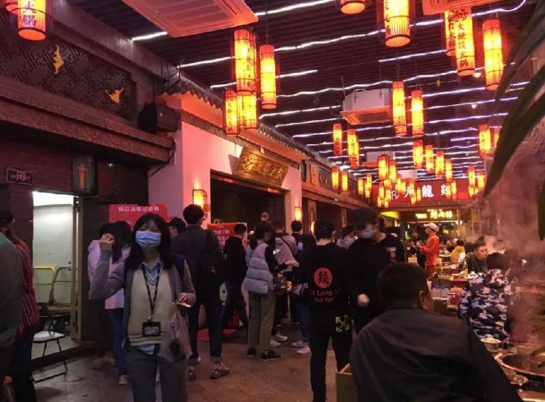 一夜之间,商场30多家餐厅被封!餐饮老板欲哭无泪!