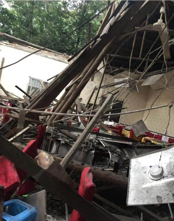 海底捞免排队号可网购?又一餐厅发生垮塌事件致26人受伤