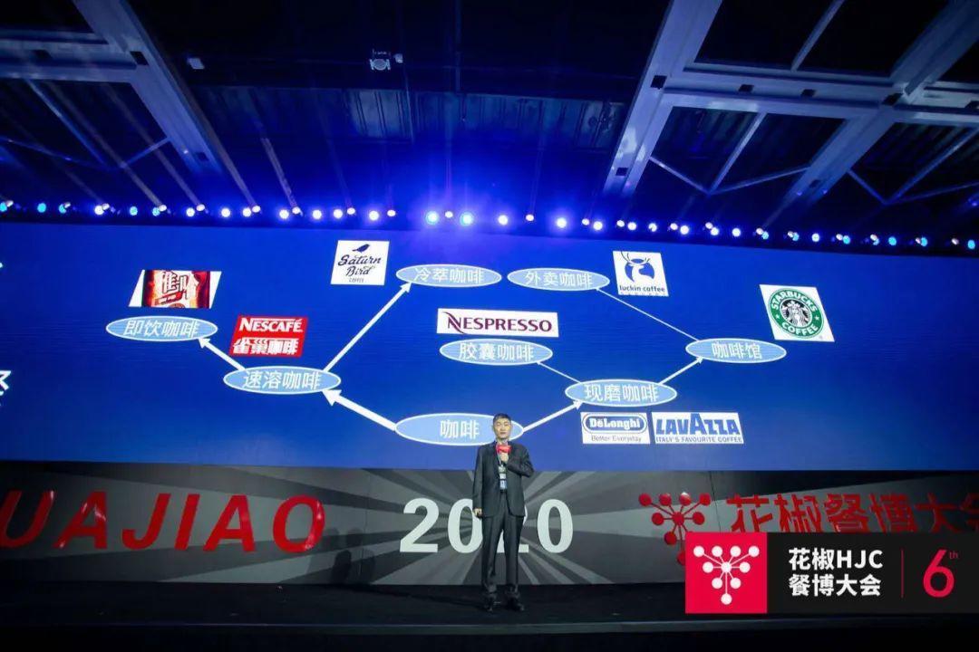 天图冯卫东:中国千亿级餐饮上市公司机会涌现!